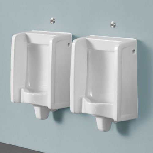 Healey & Lord 2 Station Florida Urinal Kit - Back Inlet with Direct Flush Sensors